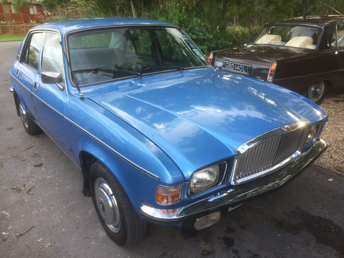 1978 Beautiful Vanden Plas For Sale (picture 1 of 5)
