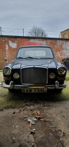1973 Vanden Plas Princess 1300 Manual