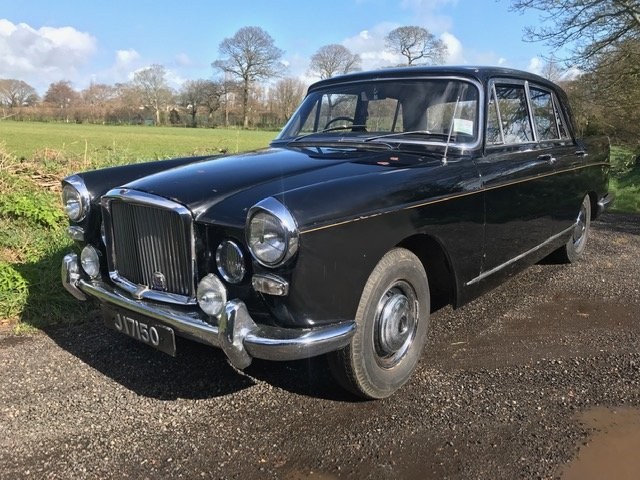 1964 Vanden Plas Princess 3 Litre MkII and parts. New Price For Sale (picture 1 of 6)