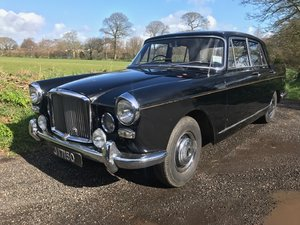 1984 Vanden Plas Princess 3 Litre MkII plus parts