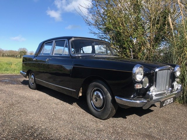 1964 Vanden Plas Princess 3 Litre MkII and parts. New Price For Sale (picture 2 of 6)