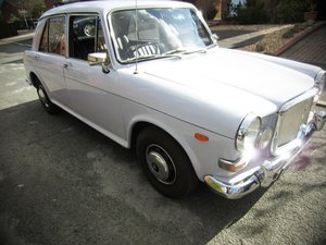 1974 VandenPlas 1300 Manual Beautiful MOT 2021