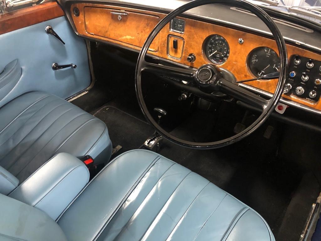 1969 Vanden Plas Princess 1300 Automatic SOLD (picture 5 of 6)