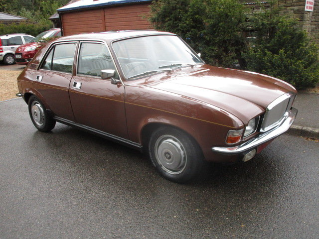 1978 Vanden Plas 1500 Mk2 (Debit Cards Accepted & Delivery) SOLD (picture 1 of 6)