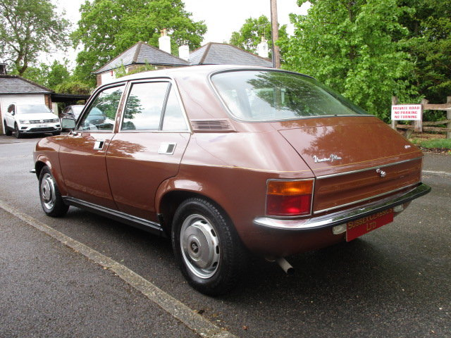 1978 Vanden Plas 1500 Mk2 (Debit Cards Accepted & Delivery) SOLD (picture 2 of 6)