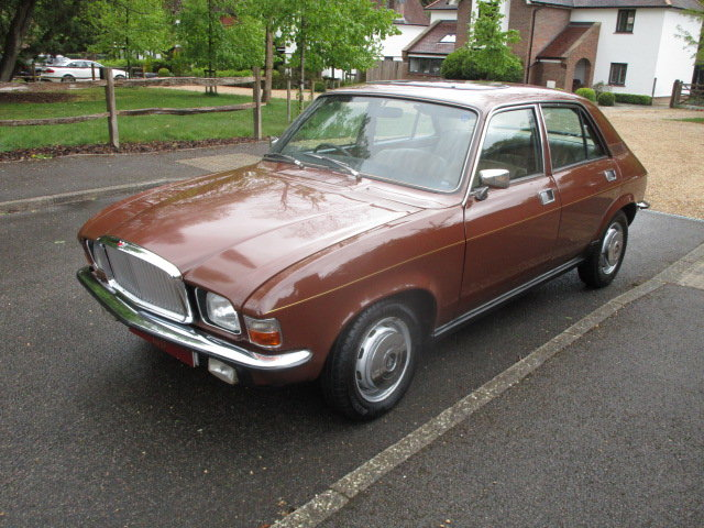 1978 Vanden Plas 1500 Mk2 (Debit Cards Accepted & Delivery) SOLD (picture 3 of 6)