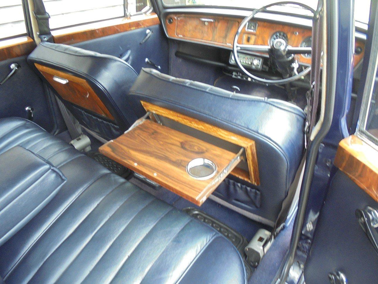 1973 Vanden Plas Princess 1300 Automatic 4 Door Saloon. SOLD (picture 6 of 6)
