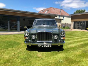 1967 Vanden Plas Princess 4 Litre R DEPOSIT RECEIVED