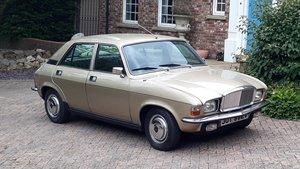 1980 Vanden Plas 1500 Auto  44k Original Concours Museum Show