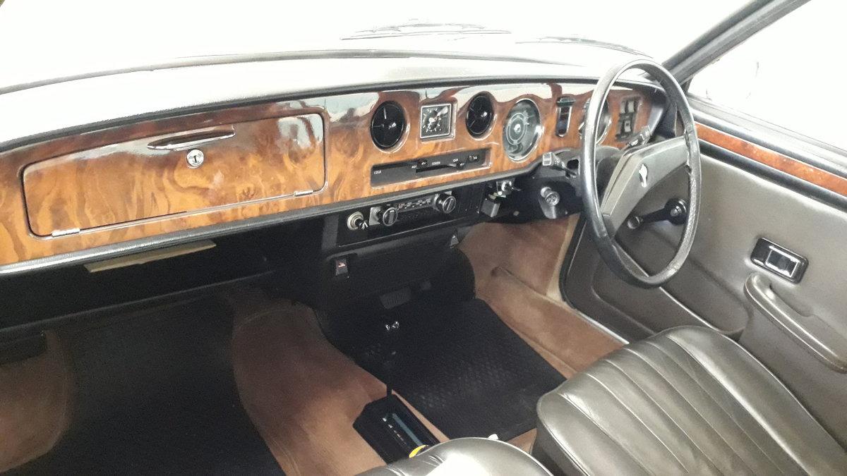Vanden Plas 1500 Auto 1980 44k Original Concours Museum Show For Sale (picture 3 of 6)