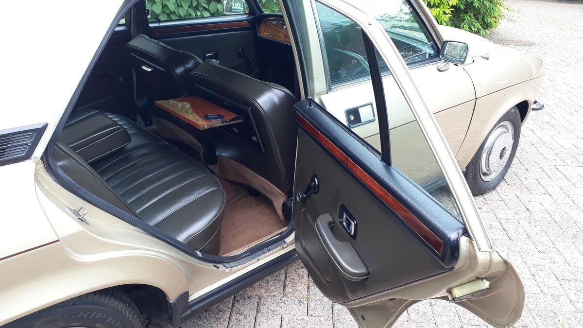 Vanden Plas 1500 Auto 1980 44k Original Concours Museum Show For Sale (picture 4 of 6)
