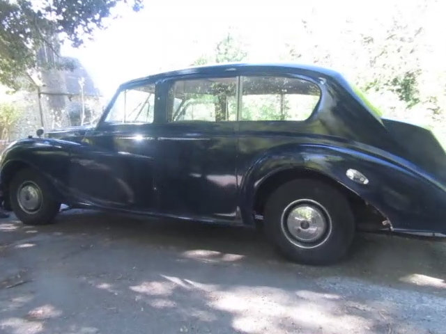 1966 Vanden plas Princess Limousine  For Sale (picture 1 of 6)
