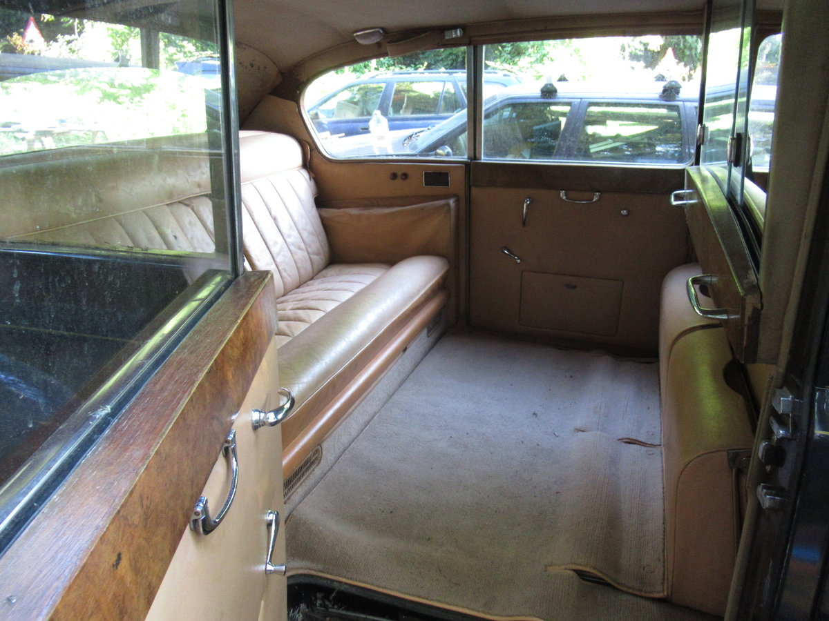 1966 Vanden plas Princess Limousine  For Sale (picture 5 of 6)