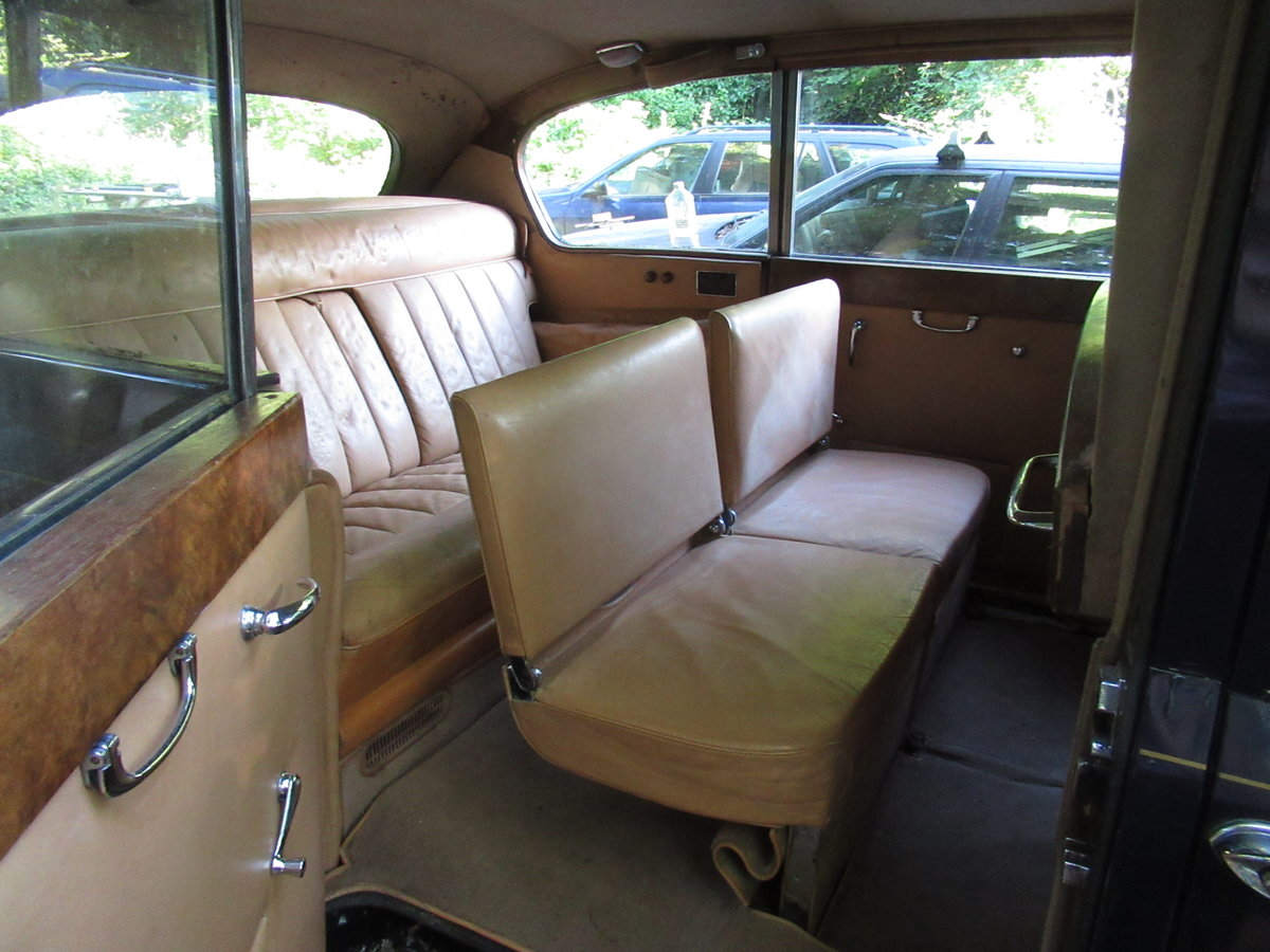 1966 Vanden plas Princess Limousine  For Sale (picture 6 of 6)