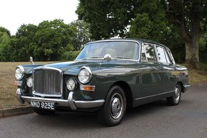 1967 Vanden Plas Princess 4 Litre  - to be auctioned 30-10-20