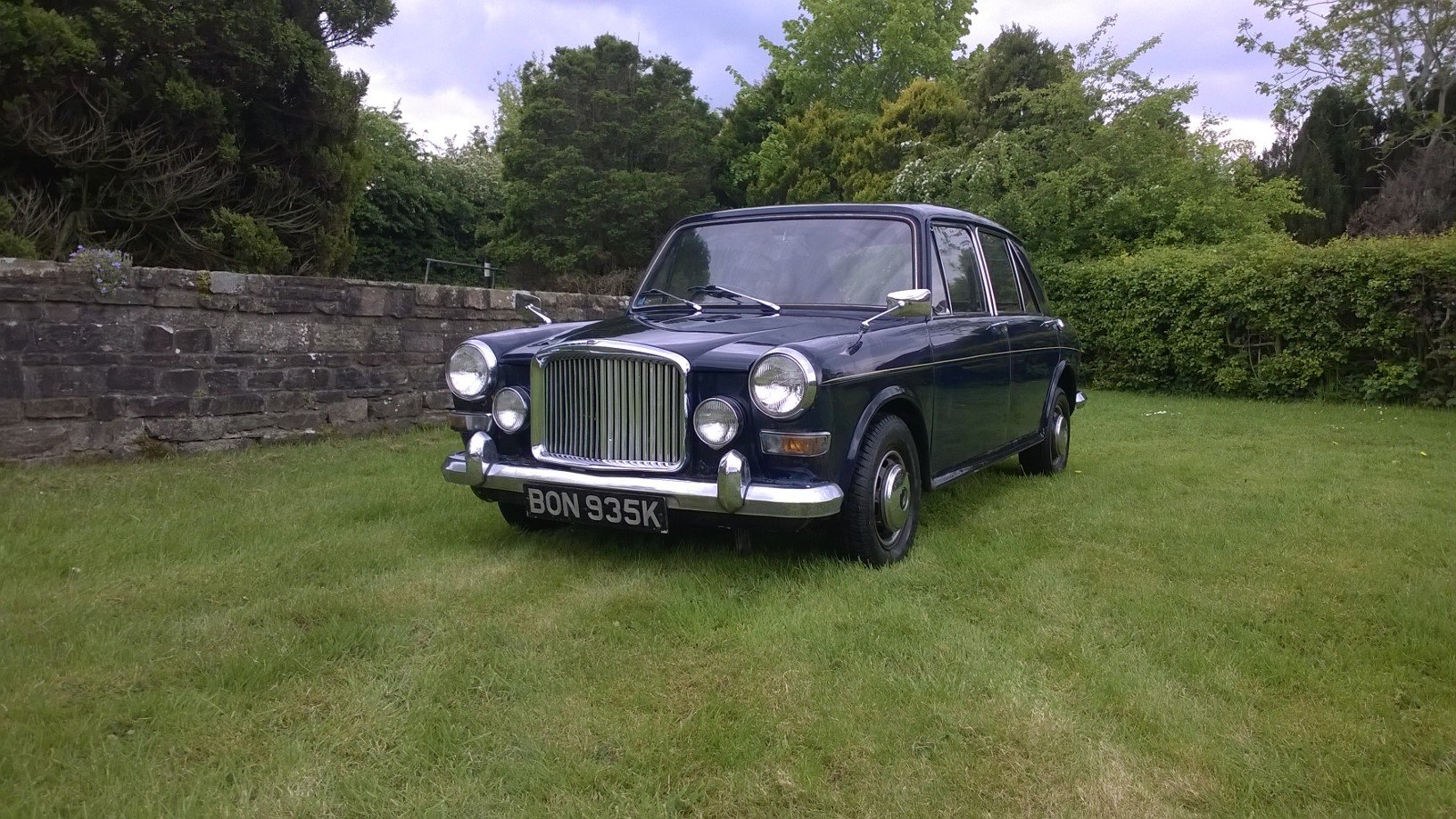 Picture of 1972 Vanden Plas Princess 1300 Automatic Austin 1300 For Sale