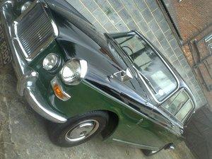 1965 Vanden plas Princess 4 litre R auto R ROYCE ENGINE