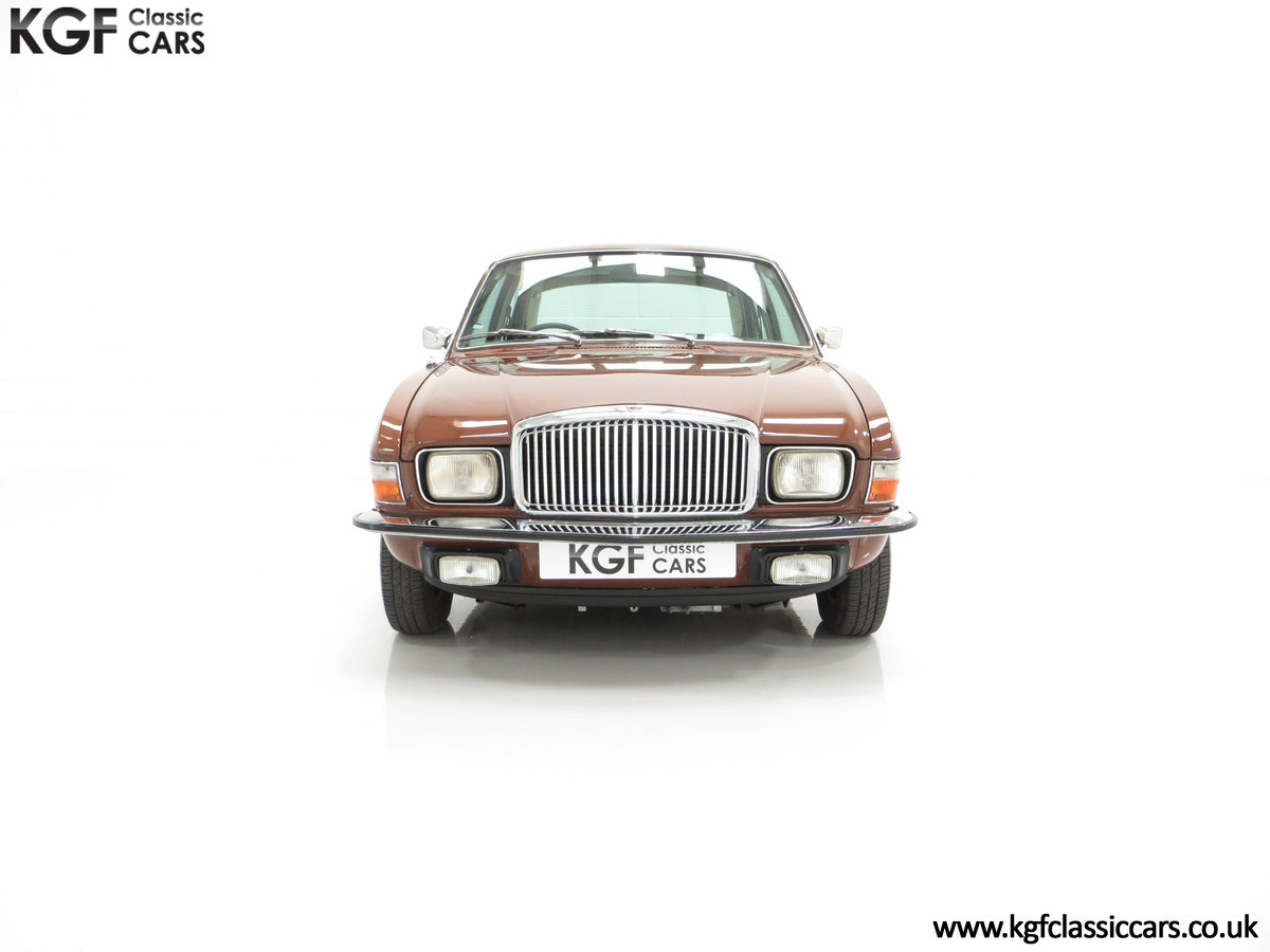 1977 The Most Gracious Allegro, a Vanden Plas 1500, 8,426 Miles SOLD (picture 3 of 24)