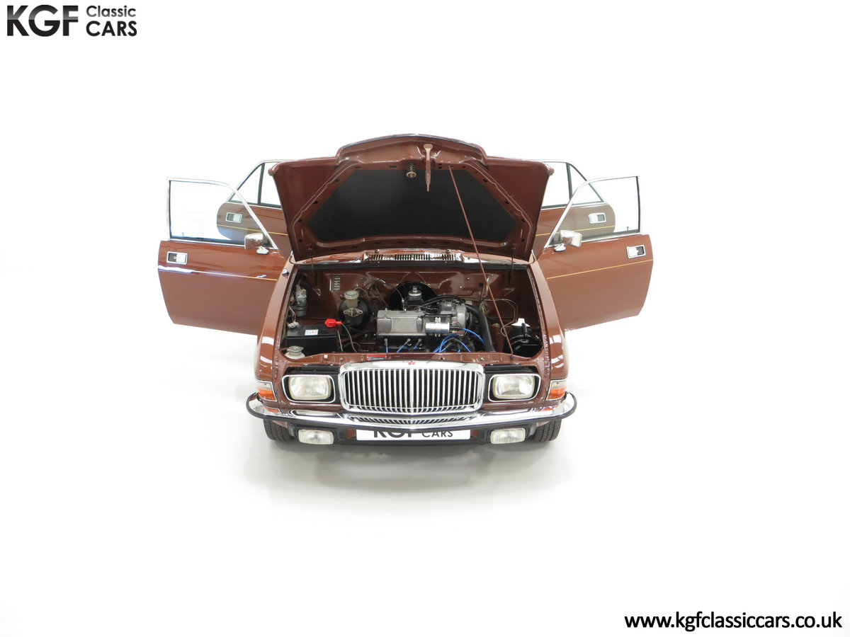 1977 The Most Gracious Allegro, a Vanden Plas 1500, 8,426 Miles SOLD (picture 4 of 24)