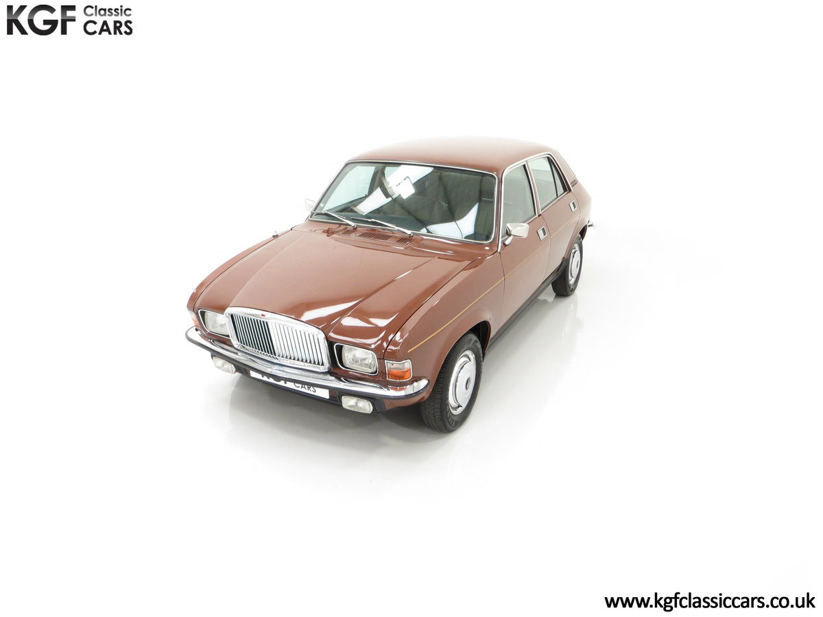1977 The Most Gracious Allegro, a Vanden Plas 1500, 8,426 Miles SOLD (picture 5 of 24)