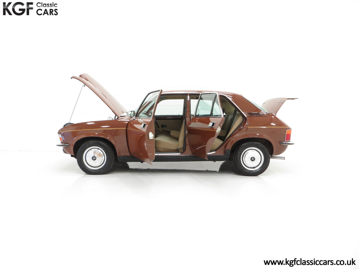 1977 The Most Gracious Allegro, a Vanden Plas 1500, 8,426 Miles SOLD (picture 7 of 24)