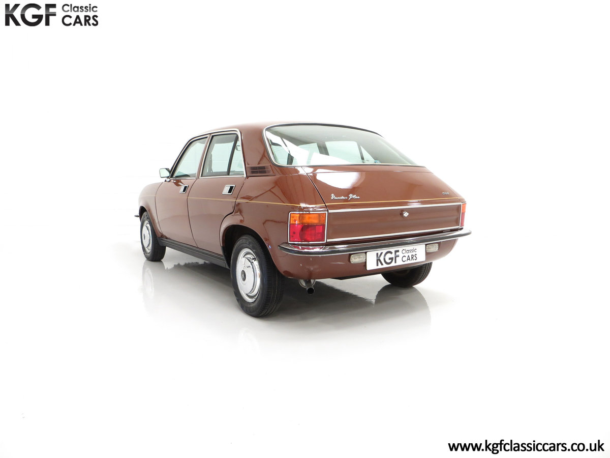 1977 The Most Gracious Allegro, a Vanden Plas 1500, 8,426 Miles SOLD (picture 8 of 24)