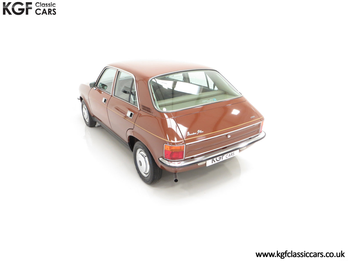 1977 The Most Gracious Allegro, a Vanden Plas 1500, 8,426 Miles SOLD (picture 9 of 24)