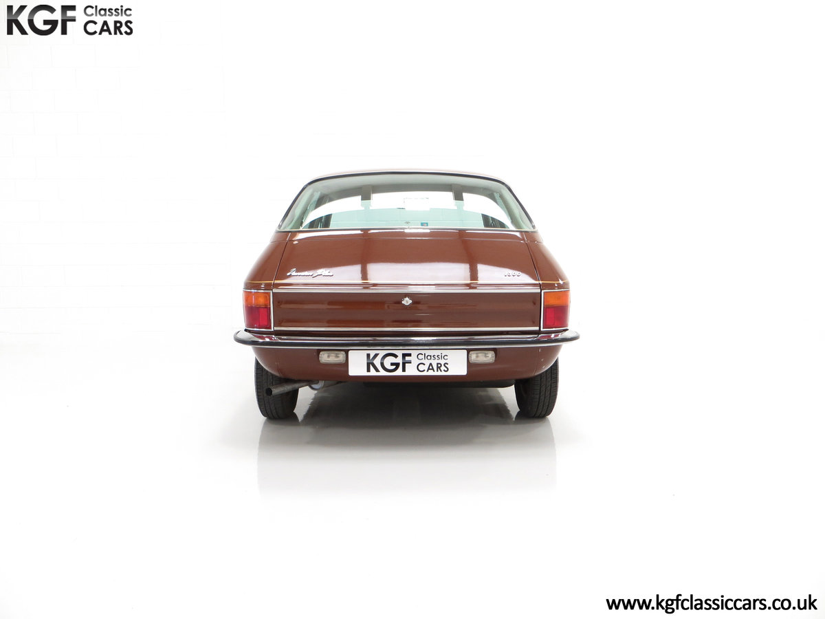 1977 The Most Gracious Allegro, a Vanden Plas 1500, 8,426 Miles SOLD (picture 10 of 24)