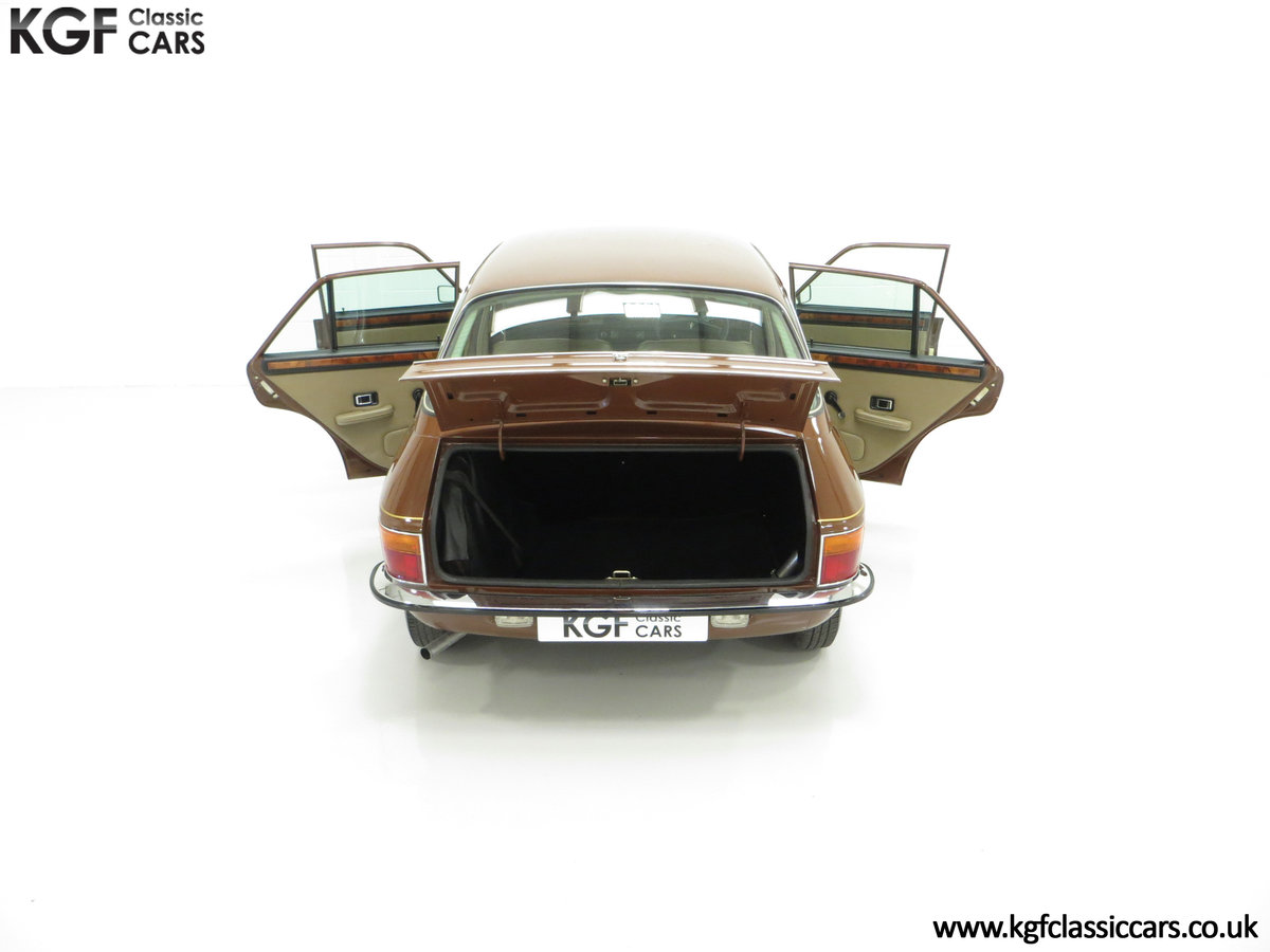 1977 The Most Gracious Allegro, a Vanden Plas 1500, 8,426 Miles SOLD (picture 11 of 24)