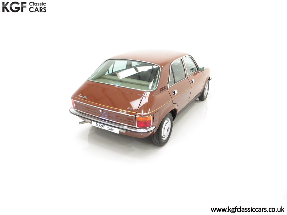 1977 The Most Gracious Allegro, a Vanden Plas 1500, 8,426 Miles SOLD (picture 12 of 24)