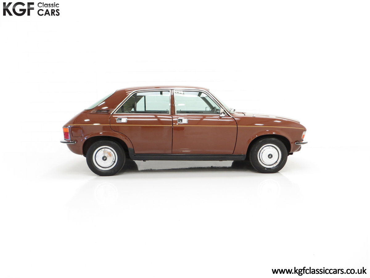1977 The Most Gracious Allegro, a Vanden Plas 1500, 8,426 Miles SOLD (picture 14 of 24)