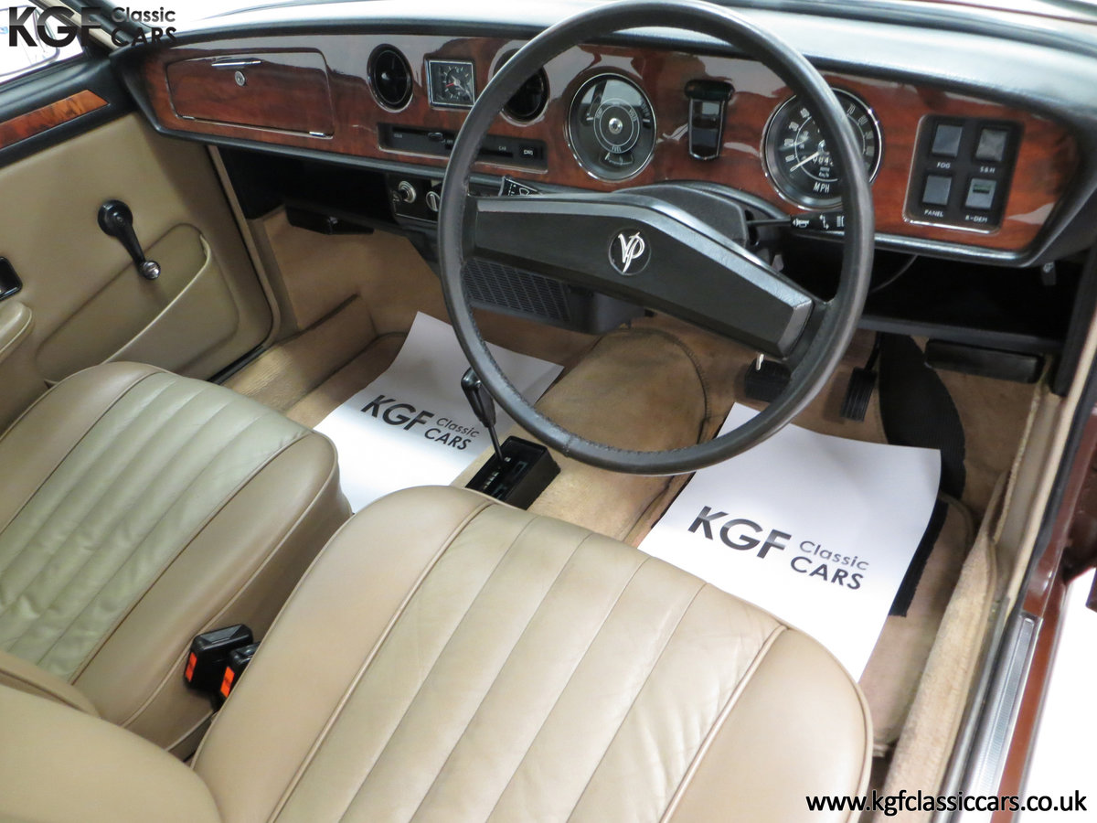 1977 The Most Gracious Allegro, a Vanden Plas 1500, 8,426 Miles SOLD (picture 17 of 24)