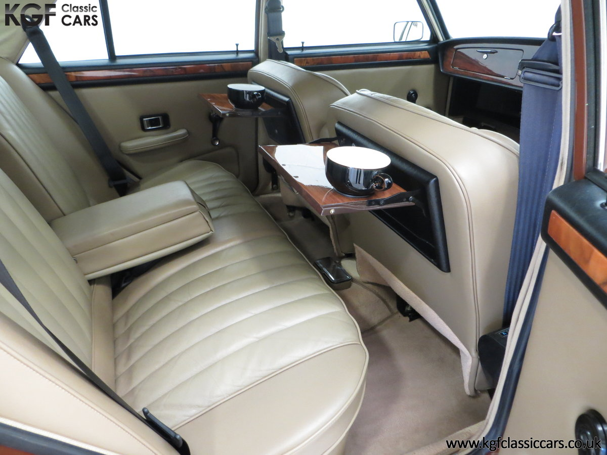 1977 The Most Gracious Allegro, a Vanden Plas 1500, 8,426 Miles SOLD (picture 20 of 24)