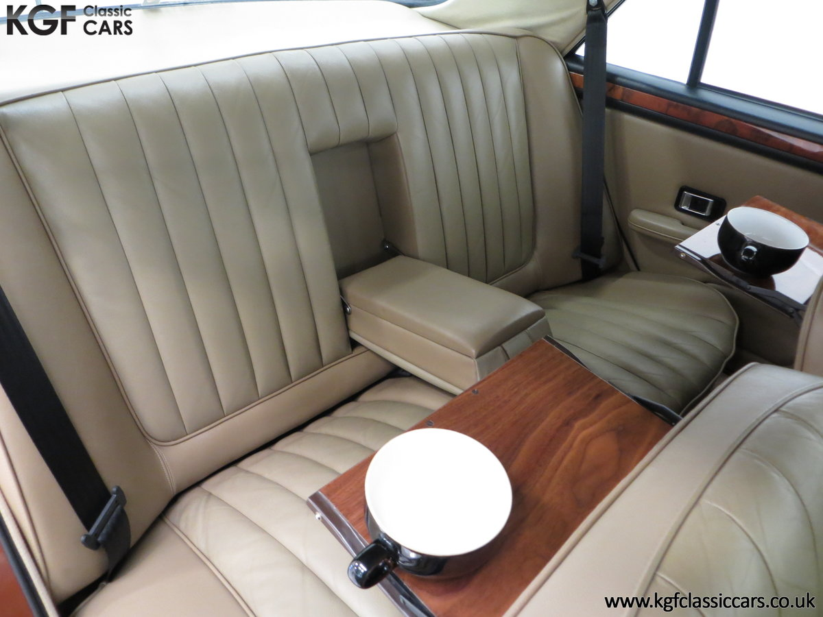 1977 The Most Gracious Allegro, a Vanden Plas 1500, 8,426 Miles SOLD (picture 22 of 24)