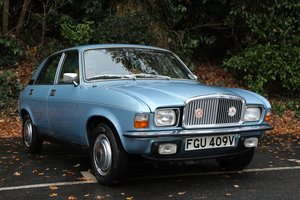Picture of 1979 Vanden Plas 1500  - To be auctioned 26-03-21