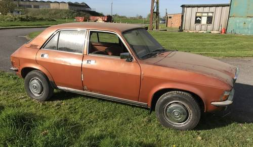 1975 Austin Allegro Vanden Plas 1500 for auction June 17th SOLD by Auction (picture 1 of 6)