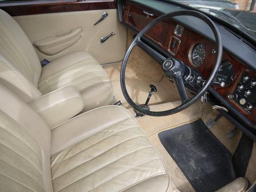 1972 VANDEN PLAS 1300 PRINCESS AUTOMATIC SALOON- EXCELLENT !! SOLD (picture 5 of 6)