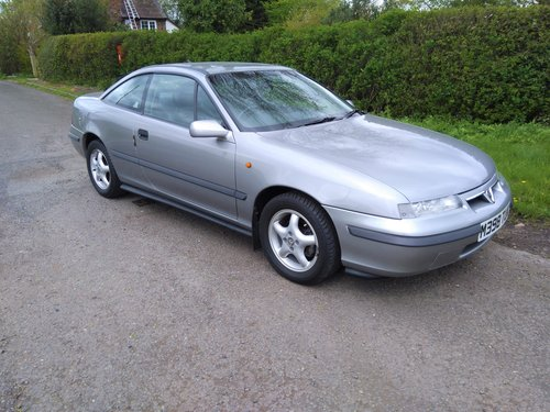1995 Vauxhall Calibra 2.0L 16V *AMAZING TIME WARP CONDITION SOLD (picture 1 of 6)