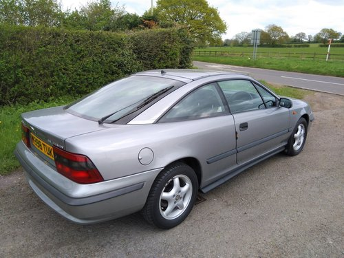 1995 Vauxhall Calibra 2.0L 16V *AMAZING TIME WARP CONDITION SOLD (picture 3 of 6)