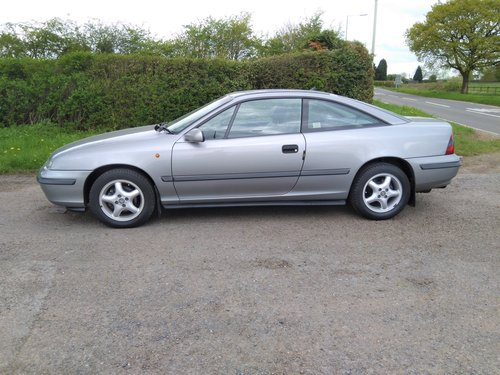 1995 Vauxhall Calibra 2.0L 16V *AMAZING TIME WARP CONDITION SOLD (picture 5 of 6)