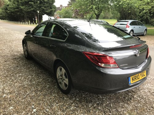 2010 Vauxhall Insignia Exclusive 1.8 *MOT June 19* 85k* For Sale (picture 2 of 6)