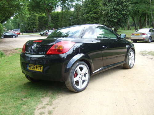 2006 Vauxhall Tigra Sport Twinport For Sale (picture 3 of 4)