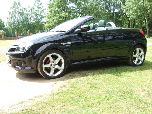 2006 Vauxhall Tigra Sport Twinport For Sale (picture 4 of 4)