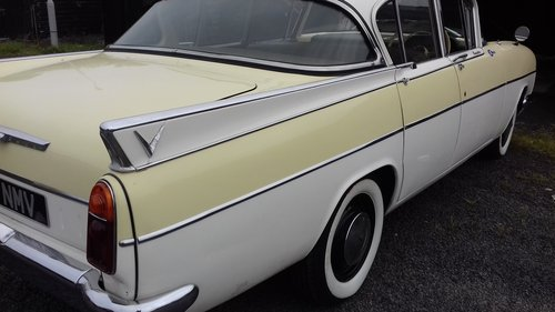 1962 Vauxhall cresta SOLD (picture 5 of 6)