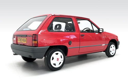 1993 Vauxhall Nova 1.2i Spin with just 3,200 miles!! SOLD (picture 2 of 6)