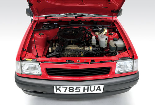 1993 Vauxhall Nova 1.2i Spin with just 3,200 miles!! SOLD (picture 4 of 6)