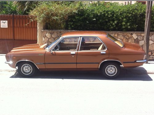 1975 VAUXHALL VICTOR 1800 AUTOMATIC For Sale (picture 1 of 6)