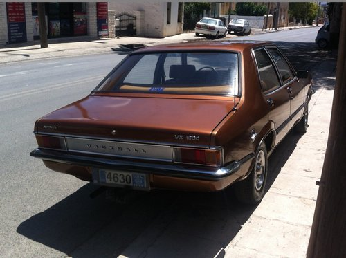 1975 VAUXHALL VICTOR 1800 AUTOMATIC For Sale (picture 6 of 6)