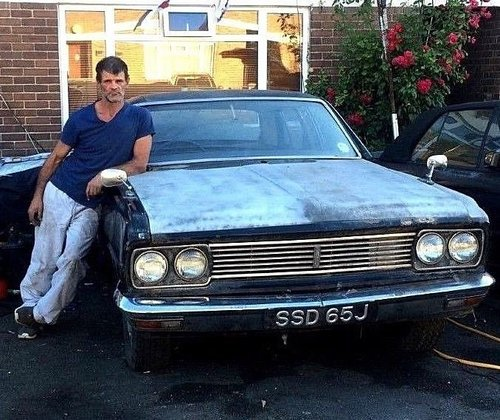 BARN FIND RARE VAUXHALL VISCOUNT 1971 LOW MILEAGE For Sale