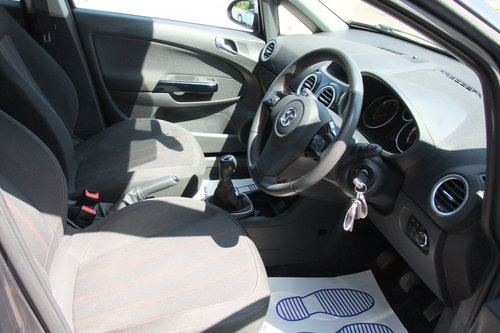 2012 VAUXHALL CORSA 1.2 SXI AC 5DR SOLD (picture 6 of 6)
